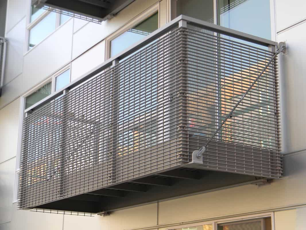 Aluminum Balconies Amp Juliets Skyline Engineered Systems